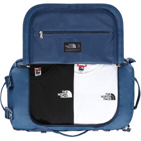 The North Face Base Camp Duffel S, blue wing teal/urban navy
